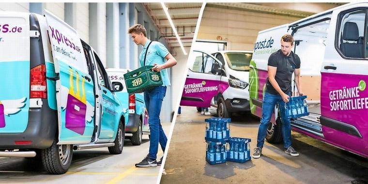 Как ритейлеры в Германии развивают рынок напитков через доставку и магазины