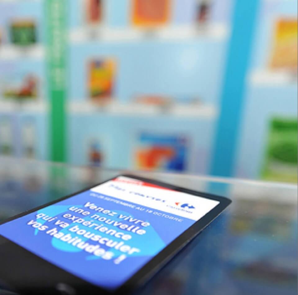 Carrefour внедряет новые сервисы для поддержания здоровья покупателей и обеспечения едой
