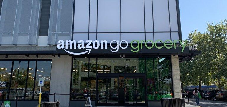 Go Grocery от Amazon. Обзор нового розничного  формата без касс