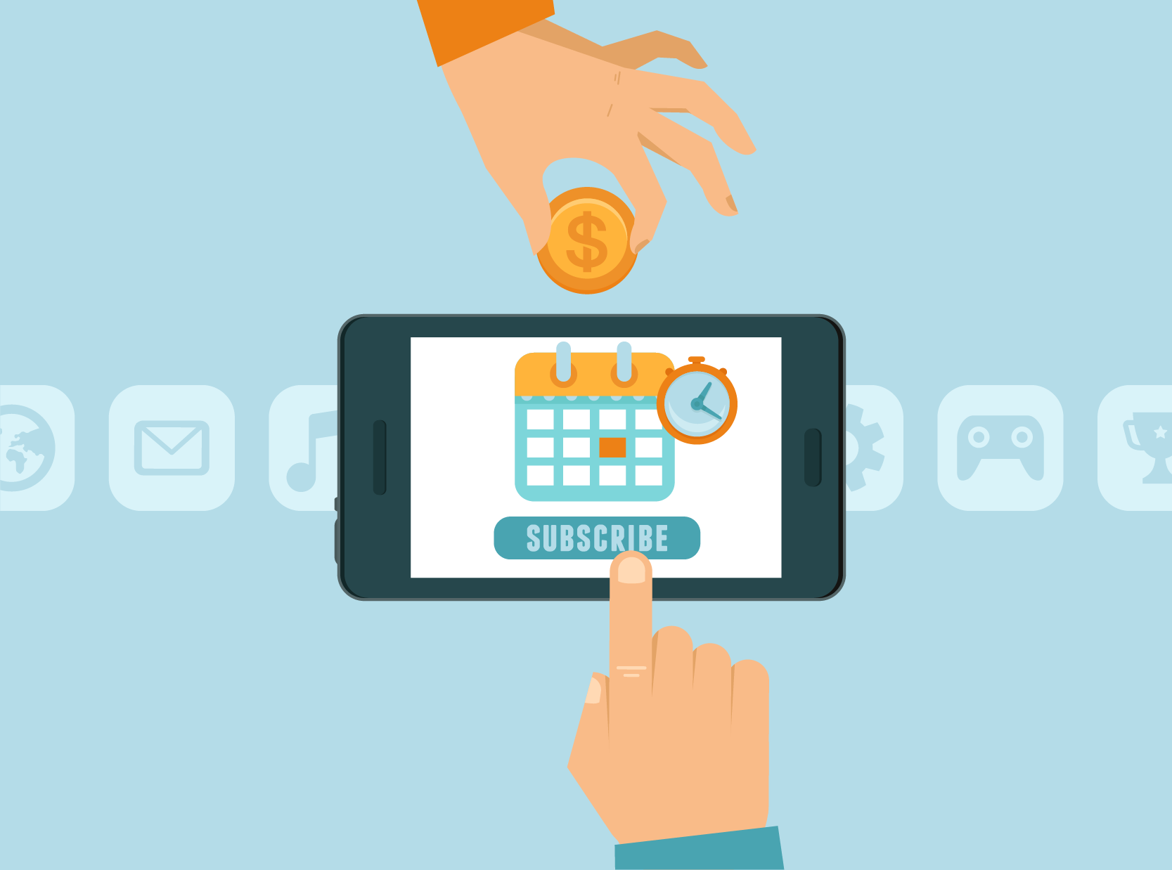 Создание ценности для потребителей и бизнеса через модель подписки